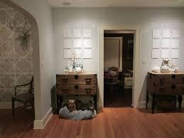 Wood Wall Treatments Diy Decorative Wall Treatment A Mere Life