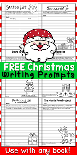Thanksgiving Writing Prompts First Grade The 25 Best Christmas Writing Prompts Ideas On Pinterest