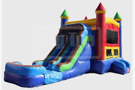 bounce house rentals castle and slide xl bounce house the party rentals