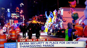 new orleans thanksgiving parade prudential security is providing total security for america u0027s
