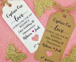 Wedpics Invite Cards Wedding Wedpics Selfie Stick Gift Tags Wedding Favour Guest