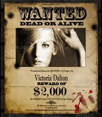 17 wanted posters free psd ai vector eps format download