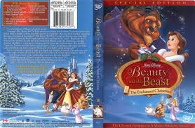 beauty beast enchanted christmas 786936174403