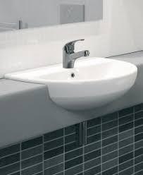 semi recessed bathroom sinks semi recessed wash basins semi recessed bathroom sinks uk