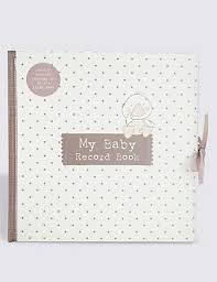 baby record book baby book m s
