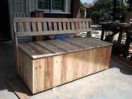 Garden Storage Bench Uk Wooden Garden Storage Box Ebay Teak Storage Pool Box Outdoor