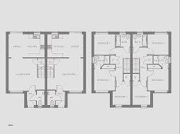 semi detached floor plans 2 bedroom semi detached floor plans best of house styles best of 2