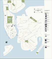 Manhatten Subway Map by Information Design Nyc Subway Map