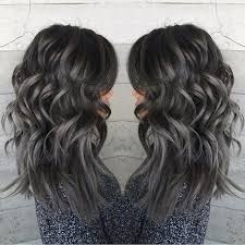 best 25 dark silver hair ideas on pinterest dark grey hair