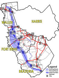 harris county toll road map freeways and toll roads swlot page 2