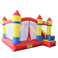 yard outdoor playing inflatable toys jumping house bouncy castle