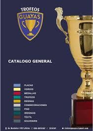 placas 20 tienda de trofeos deportivos personalizados calaméo trofeos guayas catalogo general
