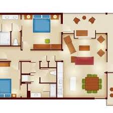 cabin floorplan photos rooms and floor plans at copper creek villas and cabins