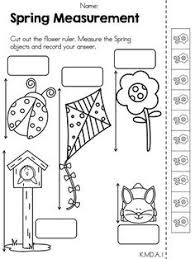 worksheets for comparing capacity part of a kindergarten math