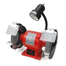 8 inch bench grinder wheel electric light grinding tool workshop