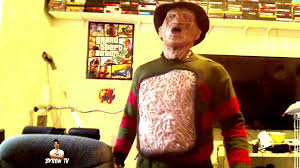 freddy krueger sweater spirit halloween freddy krueger the souls of the children give me strength youtube