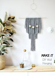 Hanging Wall Decor by Make The Most Of Your Spare Room With This Diy Wall Hanging Wild