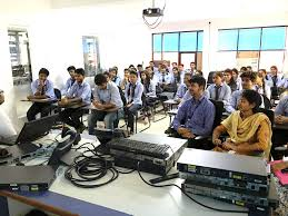 polytechnic college visited i medita cisco training labs