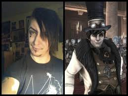 fable 3 hairstyles just experimenting with make up for my next cosplay reaver from