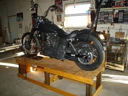 Motorcycle Bench Lift Diy Motorcycle Lift Table