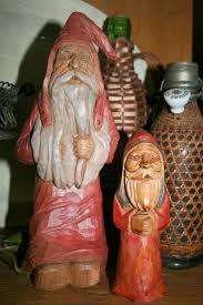331 best a carvings gnomes u0026 santas images on pinterest