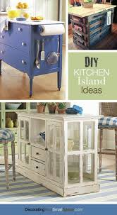 diy kitchen island ideas genwitch