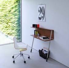 Small Space Office Desk Less Is More Small Space Office By Jonas Jonas Treehugger