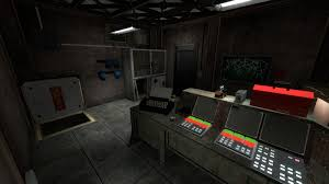 control room image resident evil 2 source mod for half life 2