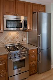 design ideas for a small kitchen kitchen oak wood cabinets kitchen ideas for remodeling a small