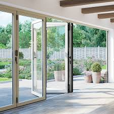Folding Sliding Patio Doors Direct Roof Systems Manufacture Trade Supply