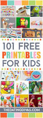 101 free printables for kids the dating divas