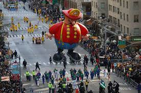 the 2017 macy s thanksgiving day parade in photos photos abc news