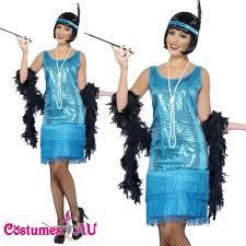 ladies 1920s roaring 20s flapper costume charleston gatsby