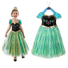frozen costume elsa frozen costume kids dress for school