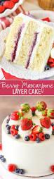 ina garten balsamic strawberries strawberries and cream cheesecake cake whip cream frosting