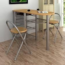 table de cuisine pliante mignon table de cuisine pliante ensemble petit dejeuner bar avec