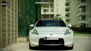 nissan 370z india price nissan 370z wrapped in satin pearl white ide autoworks