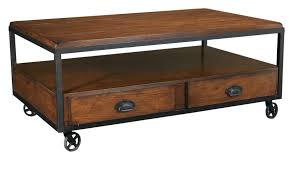 industrial coffee table with drawers 27 incredible man cave coffee tables