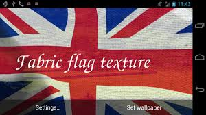 3d uk flag live wallpaper android apps on google play