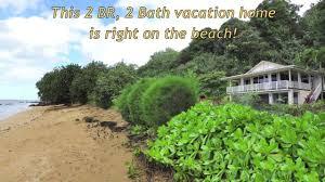 Craigslist Rentals Kauai gorgeous kauai beachfront vacation rental house right on anini