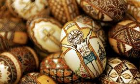 European Easter Egg Decorations by Medieval Easter Traditions U2013 A Medievalist Errant