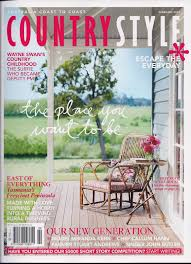 Cottage Style Magazine by Buttercup Bungalow Cover Stories Country Style Magazine