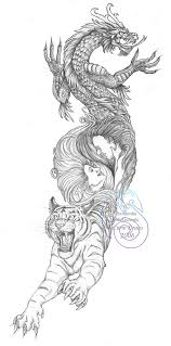 tiger and tiger designs 虎
