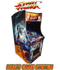 Street Fighter 3 Arcade Cabinet Street Fighter 2 Arcade Machine Williams Amusements