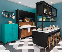 blue painted kitchen cabinet ideas blue kitchen cabinets a trending design wellborn cabinet