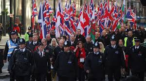 english neo marched through london on remembrance sunday vice