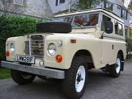 land rover series 3 109 the pinehurst land rover society 1974 series iii for sale
