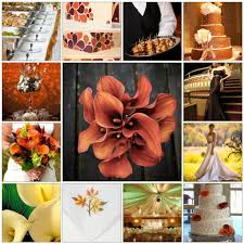 october wedding ideas fall wedding themes cherry