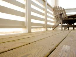 pressure washing your deck hgtv