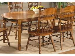 Light Oak Dining Room Sets Solid Oak Dining Room Table And Chairs